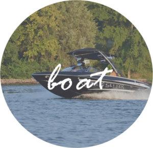 Boat Rocky Fork Lake Hillsboro Ohio