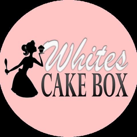 Whites Cake Box