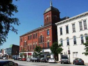 Downtown Hillsboro, Ohio