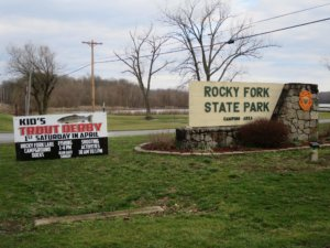 RFL Rocky Fork Lake Trout Derby