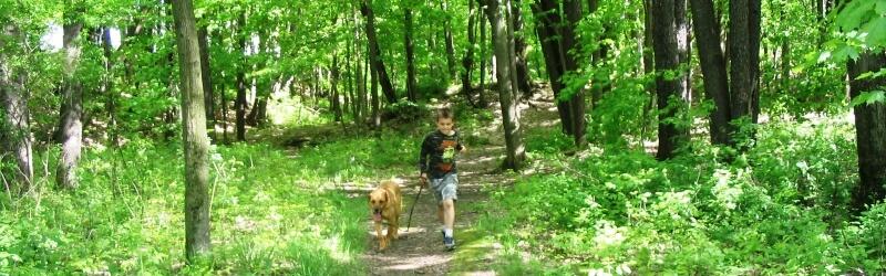 Hike Hiking Rocky Fork Lake