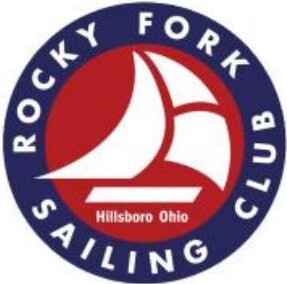 Rocky Fork Lake Sailing Club Hillsboro Ohio Sail